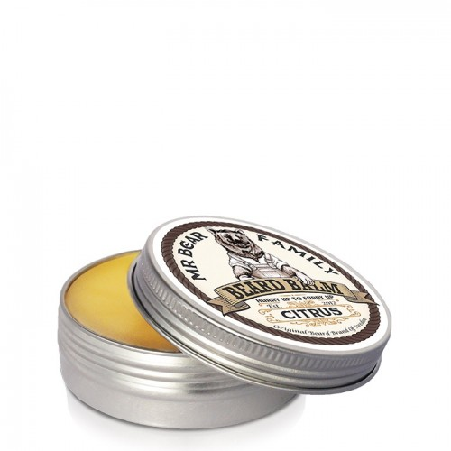 Mr Bear Family. Beard Balm Citrus