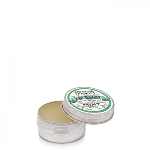 Mr Bear Family. Lip Balm Mint