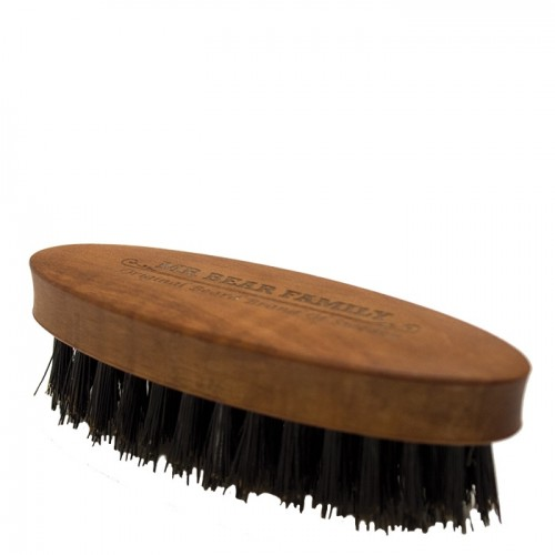 Mr Bear Family. Beard Brush Travel Size